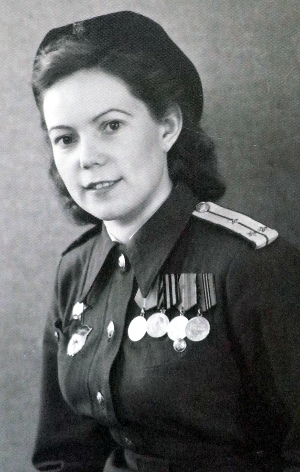 Бельская (Точилкина) Лидия Алексеевна